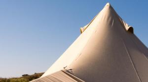 Bryher Campsite Bell Tent